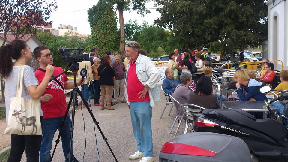 El Presidente de AMICU entrevistado por Canal Blau tv