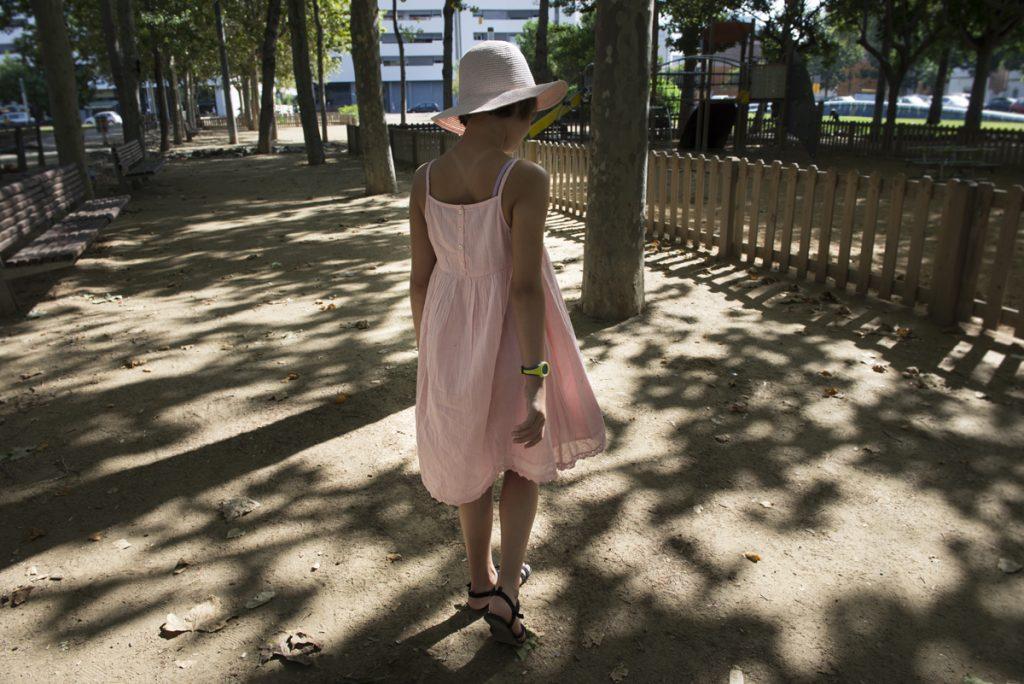 Els pares de la Sara denuncien un cas de 'bullying' a la seva escola / SANDRA LÁZARO