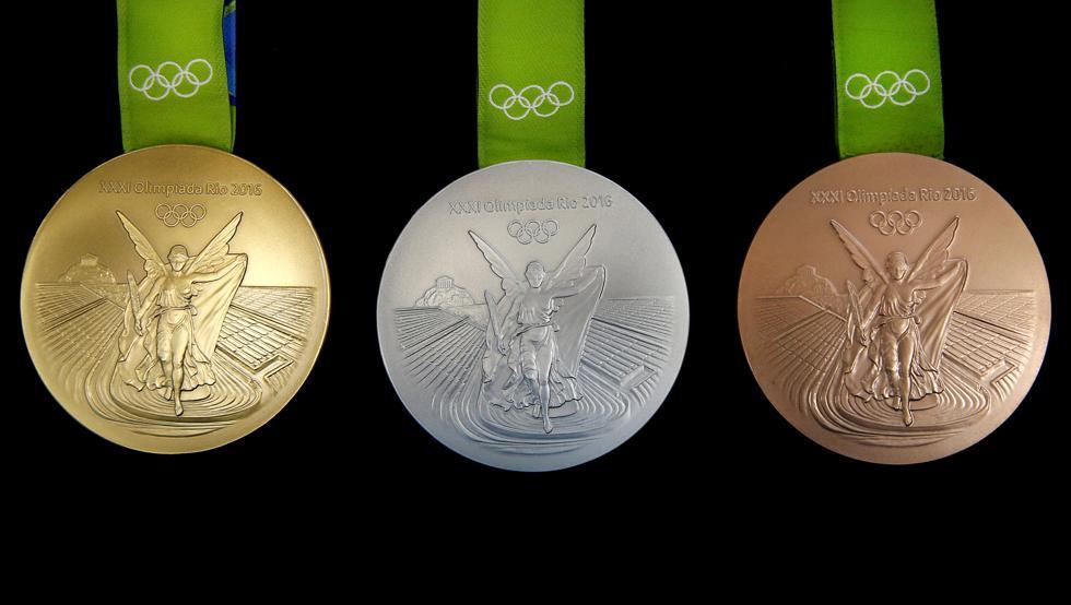 Las medallas olímpicas tienen tres veces 'más valor' que las logradas en los paralímpìcos (SERGIO MORAES - REUTERS)